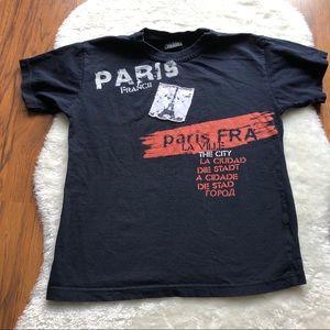 Boys Graphic Short Sleeve T-Shirt 10 years